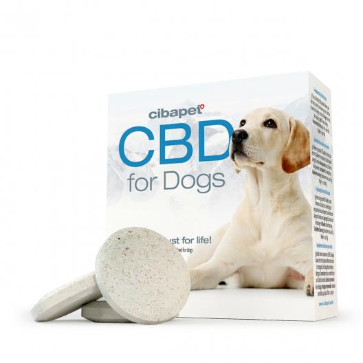Pastiglie CBD per Cani