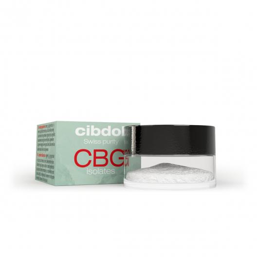 Cristalli di CBG Puro al 99%
