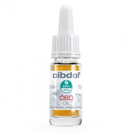 Olio di CBD 15% (1500mg)